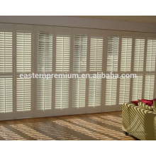 2018 New Development Custom-made Best Price Quality Wood Shutter