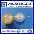 Filtro de seringa de 13mm Tamanho de poro hidrófilo PTFE 0.22um da fábrica da China