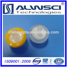 13mm Spritzenfilter Hydrophile PTFE 0.22um Porengröße aus China Fabrik
