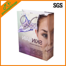 OEM Skin Care Packing Paper Bags