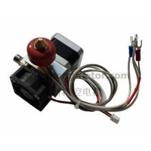12V 0.4mm Nozzle Thermocouple Single Nozzles 3D Printer Print Head