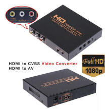 Convertisseur HDMI vers AV (composite / RCA / AV / CVBS)