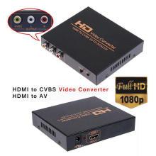 HDMI to AV Converter (composite/RCA/AV/CVBS)