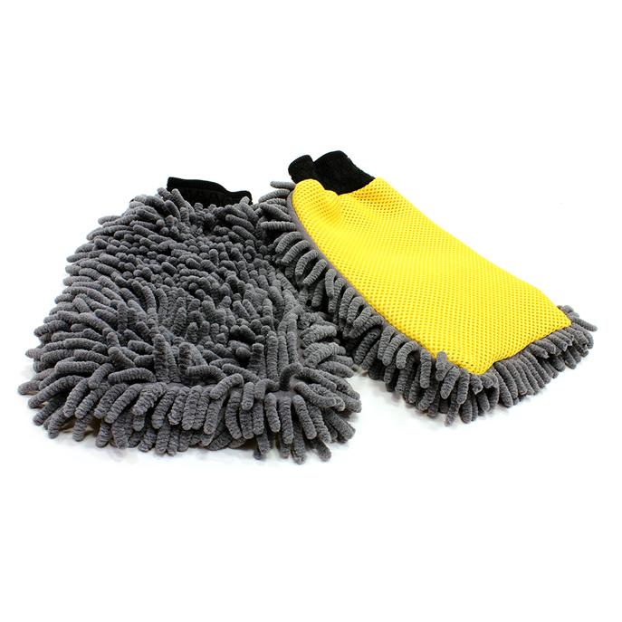 glove wash cloth