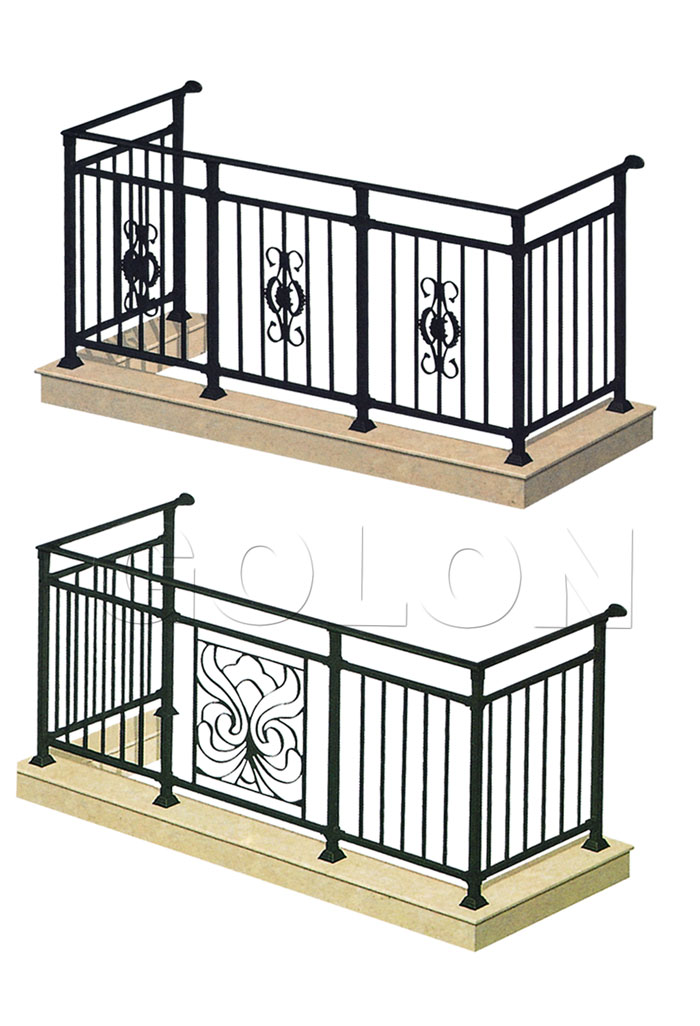 China assembled terrace balcony balustrades manufacturers for Terrace railing
