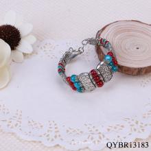 2013 popular pulsera para las mujeres encantos para la pulsera