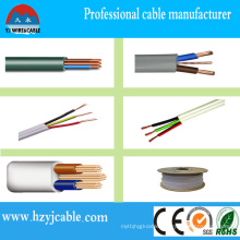 Distributor Wire Flat Twin and Earth Electrical Wire Sizing