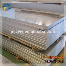 Folha de alumínio e zinco 6062 T6 6061 em máquinas