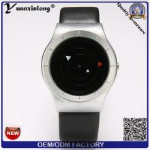 Yxl-433 Moda Relógio De Aço Inoxidável Novo Design Casuais Quebrada De Negócios Relógios Homens Mulheres Japão Movimento Watch