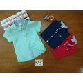 2017 new polo shirts High Quality For Kids Boys Summer Formal Short Sleeve Shirt Made In Guangzhou