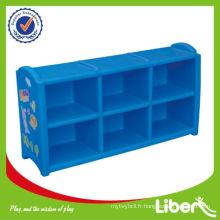 Étagère en plastique pour enfants LE.SK.001