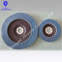 Super high quality zirconia blue flap disc