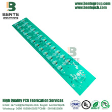 4 Layers PCB ENIG Bare board  FR4 Tg135 PCB Multilayer PCB