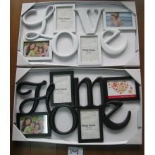 Home Love Words Popular Photo Frame