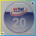 popular great quality resin epoxy sticker