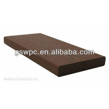 Peut recycler wpc solid decking / wpc flooring