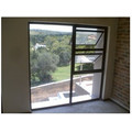 Convenient Fitting Double Glass Sliding Aluminium Windows Prices