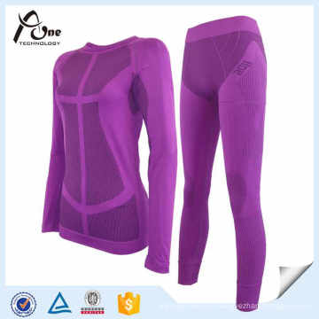 Korea Heated Thermal Elastic Underwear Women Warm Underwear