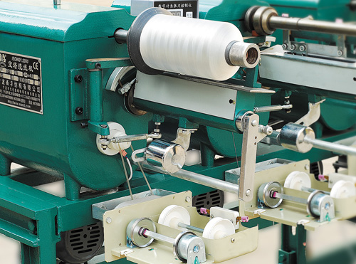 YF-Y hilo de bordar King Spool Winding Machine