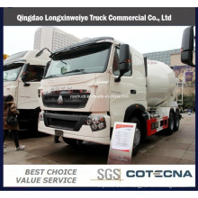 Sinotruk T7h 6X4 8-12m3 Concrete Mixer Truck