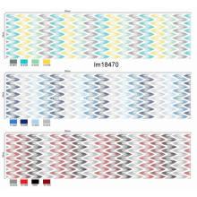 Bulk Sale Fashion Design Pigment Printed Fabric