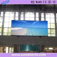 Tablero de pantalla de panel de visualización LED de fundición a presión a todo color de alquiler interior / al aire libre para hacer publicidad (P3.91, P4.81, P5.68, P6.25)
