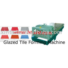 Full-Automatic Glazed Tile Roll Forming Machine