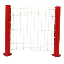 Граница стены безопасности стальной забор дешевые виниловые ограждения