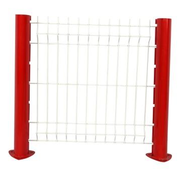 muro de seguridad valla de acero valla de vinilo barato