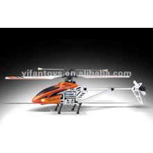 Novo helicóptero de 4CH R / C da única lâmina 2.4G com giroscópio