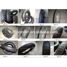 brouette de pneu et tube 400-8