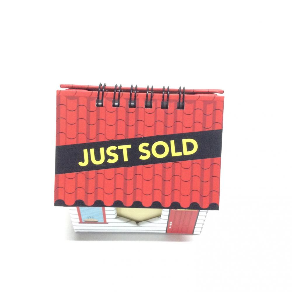 House Shamp Sticky Note Storage With Calendar