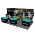 Detian Angebot 10x20ft Aluminium Ausstellungsstand verwendet Messestand