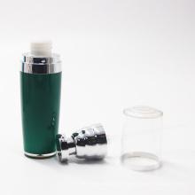 Nuevo diseño 15 ml, botella sin aire de la bomba de la espuma de la botella de 30ml para el limpiador facial