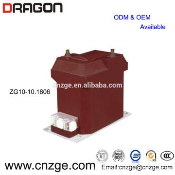 Transformador de média tensão tipo ZG10-3 6 10