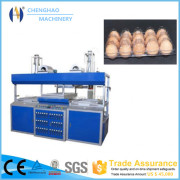 Plastic Forming Machine For Egg Tray