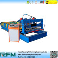 Glazed Roofing Sheet Rolling Machine