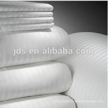 cotton/polyester white fabric