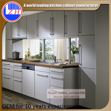 Zhuv Plywood Laminated Kitchen Cabinet Design (customized)