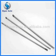 4-40 acero cromado rama del pistón de acero inoxidable