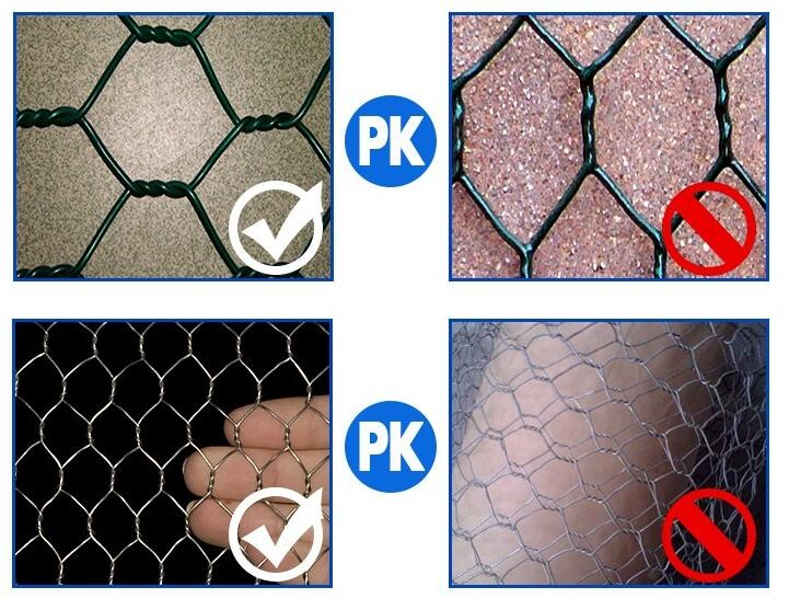 High Quantity Galvanized Chicken Tensile Wire Mesh