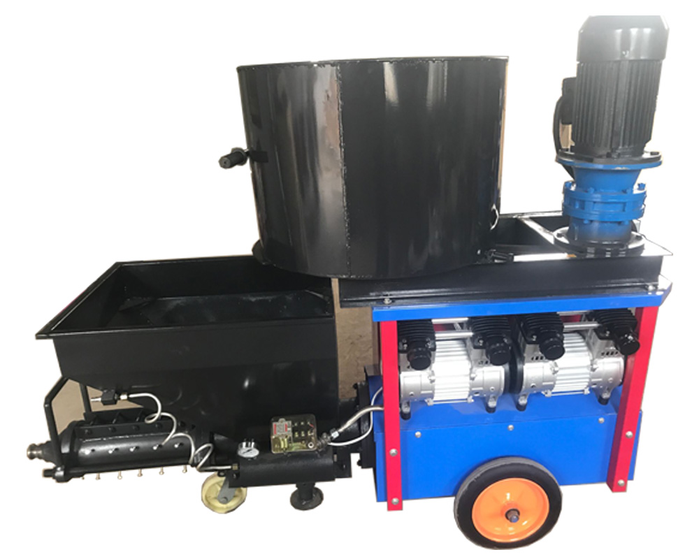 Mortar Plaster Spraying Machine