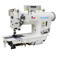 Wholesale Price for Double Needle Sewing Machine Computerised Double Needle Thin Material Sewing Machine supply to Qatar Supplier