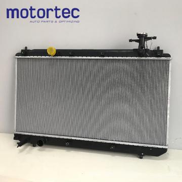 Автомобильный алюминиевый радиатор для CHERY Tiggo, T11-1301110DA
