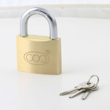 High Quality Heavy Duty Brass Padlock with Long/Short Shackle
