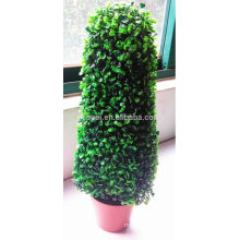 China Yiwu artificial decorative topiary plants and trees