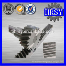 M1.25 helical gear rack(Wood Engraving machine)