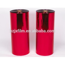 colored packaging lamination film