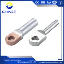 Bornes de cuivre et d'aluminium de type Dtcl pour boîte de distribution de câbles