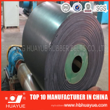 DIN Standard Ep/Polyester Rubber Conveyor Belt